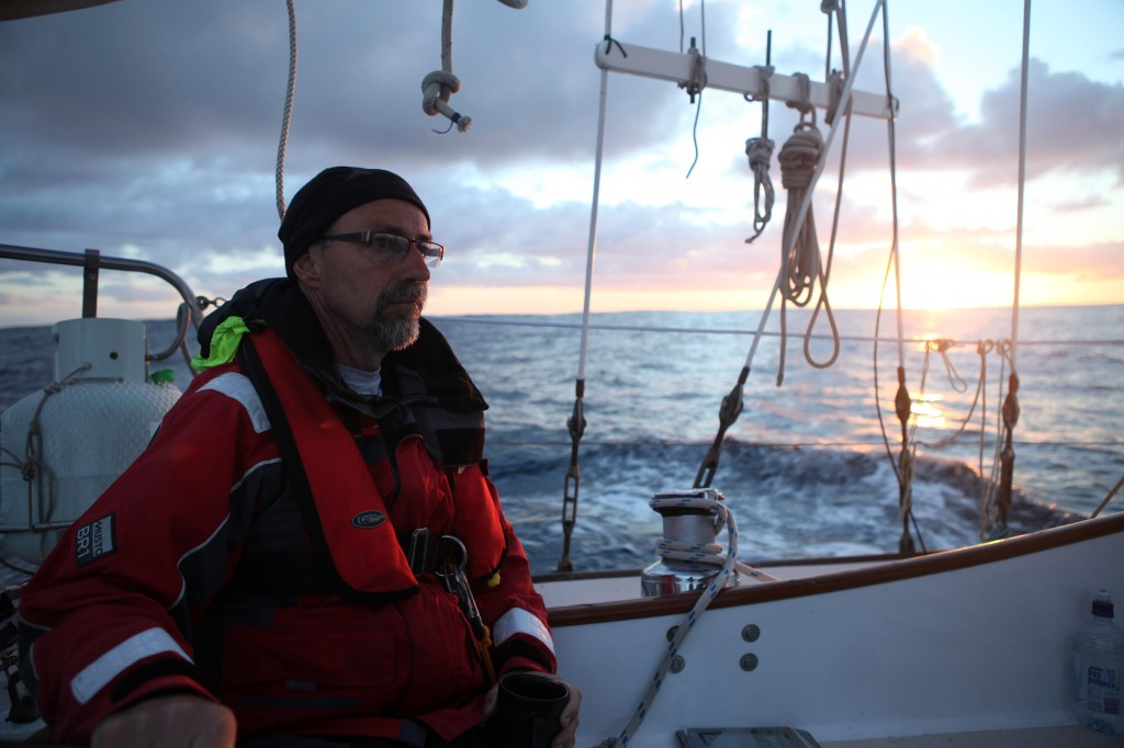 Daniel at the Helm of Vega