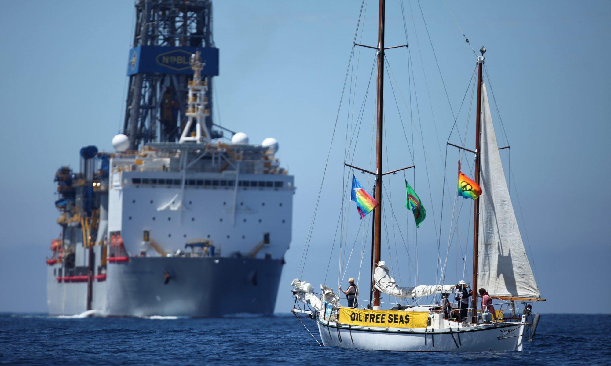 Oil Free Seas Flotilla